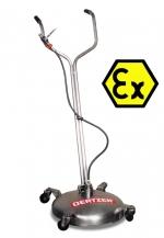 Carro limpiasuelos antideflagrante BRW 550 Ex VA