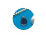 TIR soporte de goma para boca de tanque