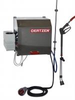 *** OERTZEN - S 312 E-VA, 18 kW - agua caliente ***